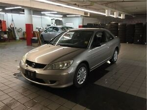 Honda Civic Coupe lx 2004