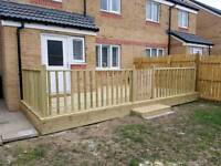 FENCING & DECKING 10% off till the end of july