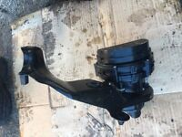 Bmw M3 E46 2003 Front Water Pump Vacuum Bracket Only Breaking Car