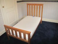 Jamestown Cot Bed and Mattress
