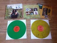 peter tosh - legalize it - colour 2 x vinyl LP