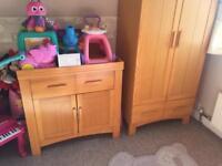 Cossatto Nursery Furniture Set