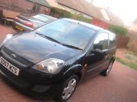 Ford Fiesta 2007 ,1.2 Ideal first car Straight SWAP / SELL