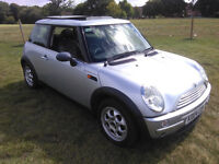 MINI ONE 3 Door Hatchback