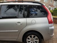 2007 Citroen C4 grand picasso, 7 seater in excellent condition, full service history, 12 mth mot