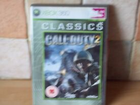 Xbox 360 Game Call Of Duty 2