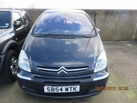 2004 CITROEN XSARA, 2LT DIESEL, BREAKING PARTS ONLY, POSTAGE AVAILABLE NTIONWIDE