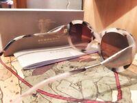Burberry oversized women's sunglasses