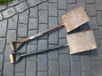 FOR SALE Heavy duty shovels x2
