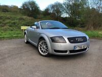 Audi TT 225 quattro roadster 1.8 turbo