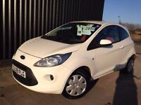 2009 Ford KA 1.2 Style 3dr £30 / Year Tax , 2 Keys , 1 Previous Owner, Finance Available May px