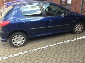 Peugeot 206, 2005. VERY REASONABLE PRICE!!!! Great as first car