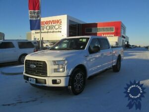 2015 Ford F-150 XLT SuperCrew 4X4 w/6.5' Box, 5 Passenger, 5.0L