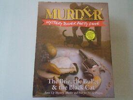 Murder & Mystery Game - Box Set