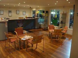 Receptionist/Sales Adviser - to work in large independent MOT/Service garage in city centre.