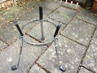 Meinl, Steely-II, Conga Stand, in Crome Finish, For Sale