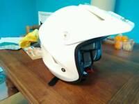 Spada motorcycle trials helmet off road
