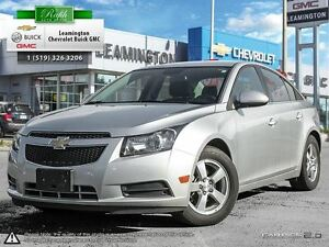 2014 Chevrolet Cruze JUST ARRIVED !!! 2LT FWD TURBO CHARGED