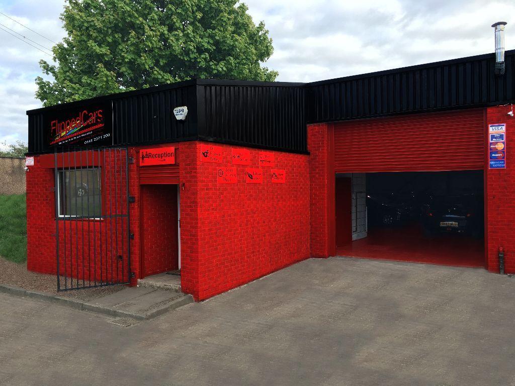 Car Mechanic Garage Body Paint Work Repair Workshop Garage services in Rutherglen