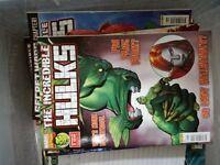 Marvel Comics The Incredible Hulks 60 Issues
