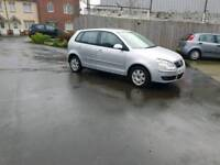 55 reg Volkswagen Polo facelift model 5 door ,low insurance group,long mot ,px welcome