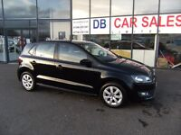 2011 61 VOLKSWAGEN POLO 1.2 BLUEMOTION TDI 5D 74 BHP***GUARANTEED FINANCE***PART EX WELCOME***