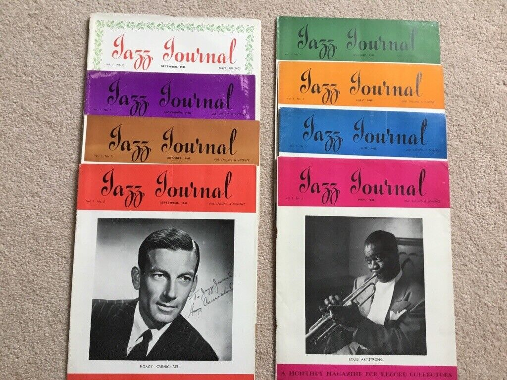 JAZZ JOURNAL : 1948 to 2013 : 724 Issues : Almost complete collection  | in  Aughton, Lancashire | Gumtree