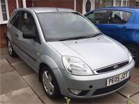 Ford Fiesta 1.4 Flame