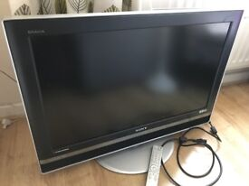 Sony Bravia Television 32inch TV KDL-V32A12U full working order