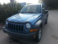 2006 Jeep Liberty trail rated SUV, Crossover 4999$ or best offer