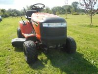 ariens tractor lawnmower