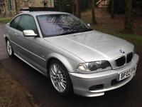 BMW 3 SERIES 330 Ci Sport 2dr (silver) 2002