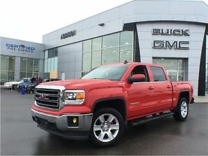 2015 GMC Sierra 1500 SLE One owner, accident free