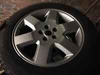 Discovery 3 Alloy wheels