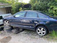 2008 Audi A6 2.0 tdi bre automatic breaking all parts