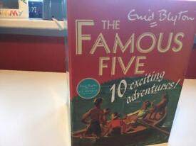 Famous Five book set