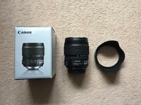 Canon EF-S 15-85 mm Lens - For Sale - Mint