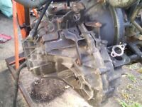 gear box reconditiond (1 year 20k miles) and all other parts breaking