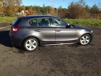 BMW 120 d NEW MOT . SERVICED, NO EXTRA COSTS