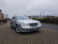 Mercedes-Benz 2.1 E220 CDI Avantgarde Estate 2007 Finance Available