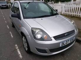 Ford Fiesta 2007 LPG gas conversion (half price fuel) MK6 Face-lift 1.25 Style Climate