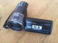 Panasonic HD V700 camcorder