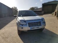 Freelander 2 S Model with alot of extras. 2.2 Manual