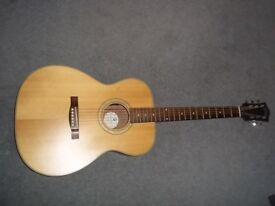 Guild OM-240E acoustic