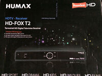 Humax HDTV terrestrial receiver