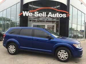 2015 Dodge Journey CVP *A/C *AUX *ABS *PUSH START *USB