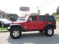 2007 Jeep Wrangler Unlimited X LIFT 2 TOITS 33