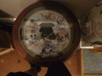 danbury mint staffie table