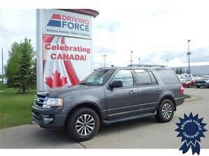 2016 Ford Expedition XLT 4x4 - 74,170 KMs, 3.5L V6 Gas, Seats 8