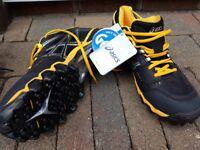 Boys/men Asics Gel-Hockey Typhoon shoes. Size 8. Brand new. Labels still on.